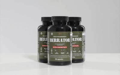 Berrator – Skuteczna suplementacja w walce o zdrową sylwetkę!